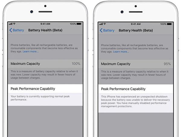 Hình ảnh qScWheq của iOS 11.3 thêm tính năng theo dõi hiệu suất PIN trên iPhone tại HieuMobile