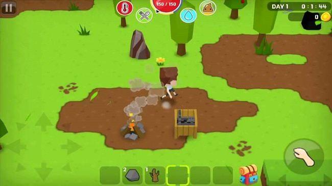 Hình ảnh qSiYAeB của Tải game Mine Survival - Game sinh tồn giống MineCraft tại HieuMobile