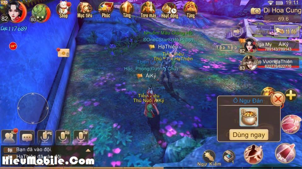 Hình ảnh qa0xhid 1 của Nhiệm vụ ẩn Manh Sủng Bà Bà trong game Tru Tiên 3D tại HieuMobile