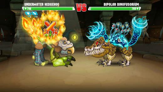 Hình ảnh qei4iTO của Tải game Mutant Fighting Cup 2 - Đấu trường quái thú tại HieuMobile
