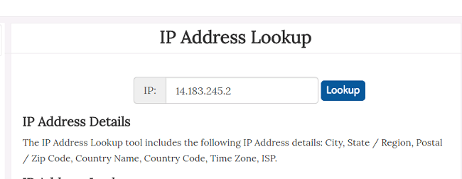 Hình ảnh qkt3AL4 của Cách xem chi tiết thông tin địa chỉ IP của bạn hoặc người khác tại HieuMobile