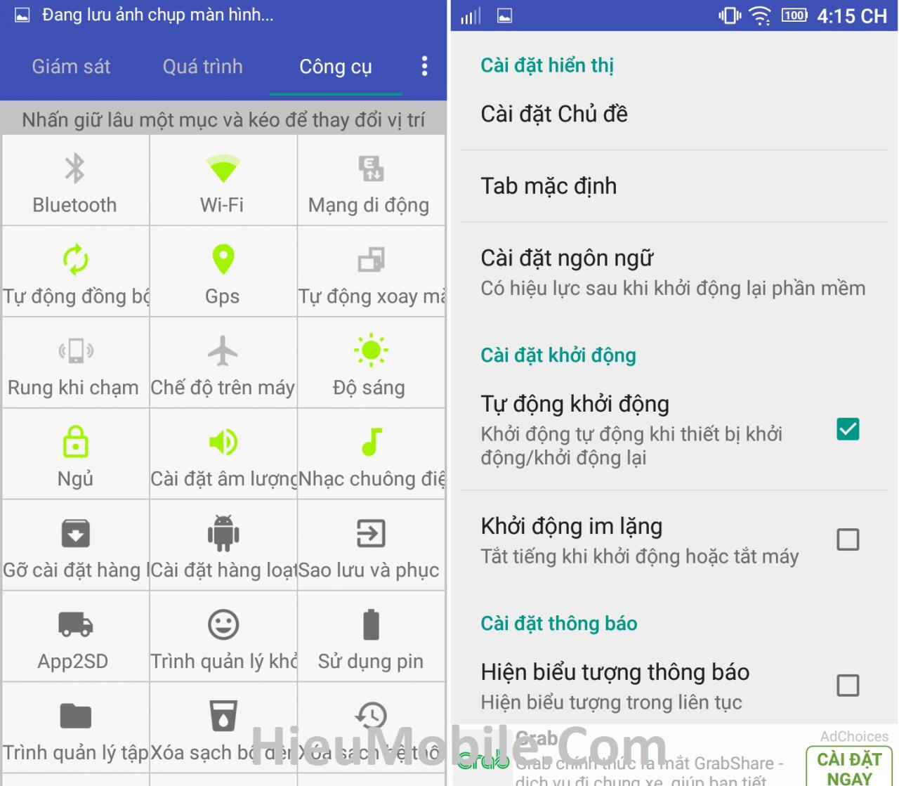 Hình ảnh quFabiU của Tải Asistant For Android - Ứng dụng quản lý điện thoại chuyên nghiệp tại HieuMobile