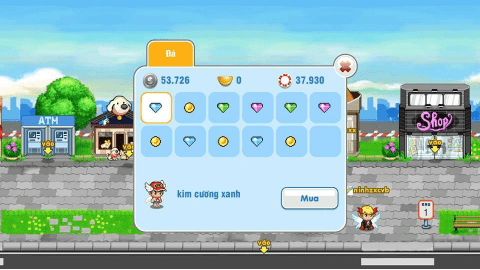 Cuong hoa dap do trang bi trong avatar 2d