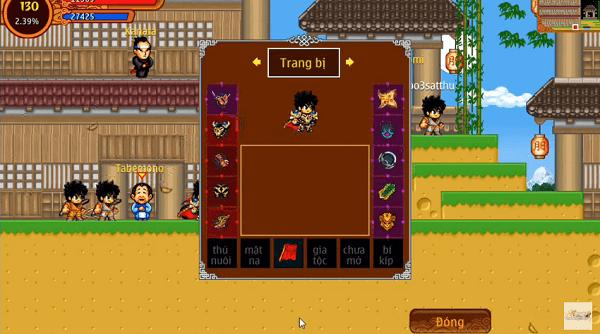 Hình ảnh rFJa3HD của Giới thiệu về 6 lớp nhân vật trong game Ninja School Online tại HieuMobile