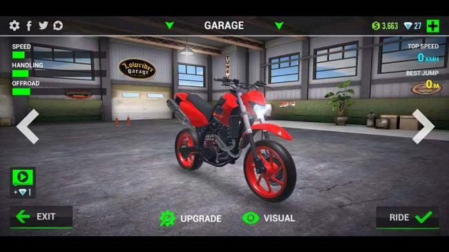 Hình ảnh rU3O3tF 1 của Tải game Ultimate Motorcycle Simulator - Mô phỏng lái moto cực kỳ chân thực tại HieuMobile