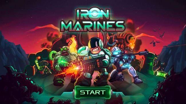 Hình ảnh rh2r2pM của Tải game Iron Marines - Chiến thuật đan xen phòng thủ và tấn công tại HieuMobile