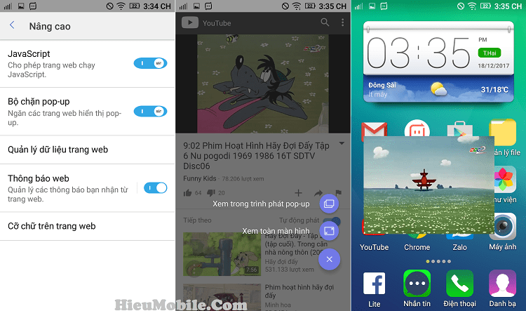 Hình ảnh rnRcReY của Tải Samsung Internet Browser - Trình duyệt nhiều tính năng đặc biệt tại HieuMobile