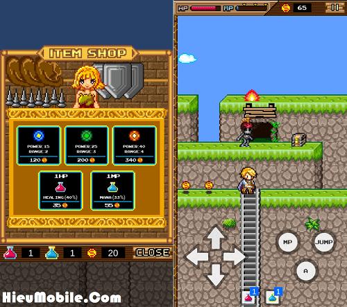 Hình ảnh rnuzdn9 của Tải game Forgotten Warrior - Hoàng tử cứu công chúa tại HieuMobile
