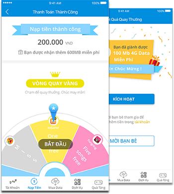 Hình ảnh rs44Vnu của Tải MobiFone Next - Nạp thẻ cào bằng mã QR cho thuê bao Mobifone tại HieuMobile