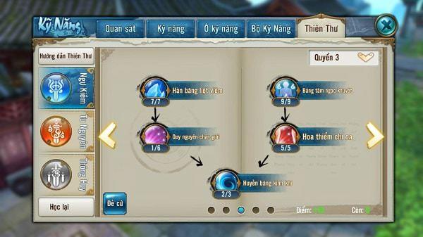 Hình ảnh sAUauF8 của Chia sẻ kinh nghiệm PK Thanh Vân Môn với các phái Tru Tiên 3D tại HieuMobile