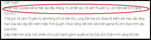 Ỷ Thiên Đồ Long Ký 3D Mobi phien ban Vo Lam Truyen Ky