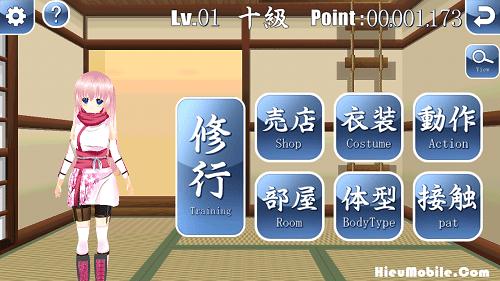 Hình ảnh sVLnozc của Tải game Ninja Chop Z Sakura - Huấn luyện nữ Ninja Nhật Bản tại HieuMobile