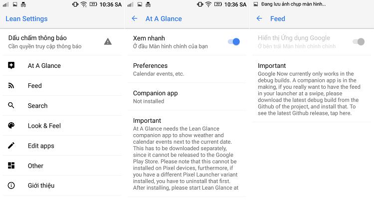 Hình ảnh sXgoJJa của Tải Lean Launcher - Thử trải nghiệm giao diện giống Android P tại HieuMobile