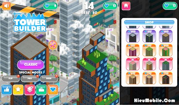 Hình ảnh tBFUnvZ 1 của Tải game Tower Builder - Xây nhà cao tầng tại HieuMobile
