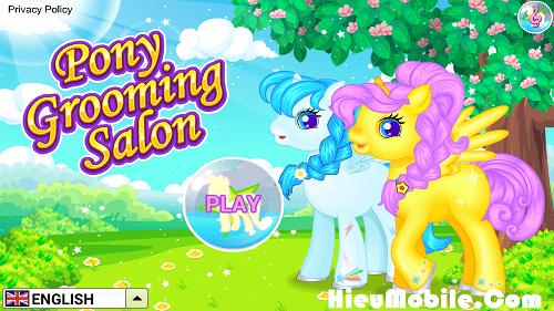 Hình ảnh tBixL5f của Tải game Pony Grooming Salon - Tiệm làm tóc cho ngựa tại HieuMobile