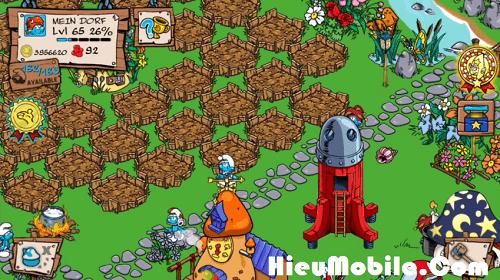 Hình ảnh tH02iOg của Tải game Smurfs Village - Xây dựng vương quốc Xì Trum tại HieuMobile