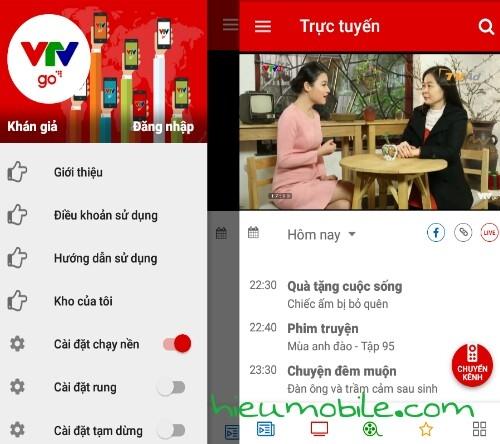Hình ảnh tIJXsbI của Tải VTV Go - Ứng dụng xem các kênh và chương trình của đài truyền hình Việt Nam tại HieuMobile