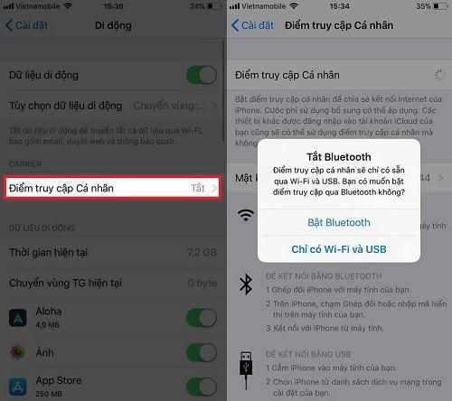 Hình ảnh tlTuC8B của Sửa lỗi thiết lập điểm truy cập khi phát 3G bằng Thánh SIM cho iPhone tại HieuMobile