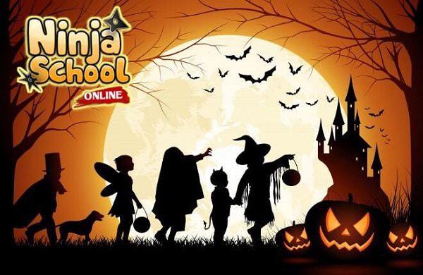 Hình ảnh tmWuU42 của Chi tiết về sự kiện Halloween 2017 của game Ninja School Online tại HieuMobile