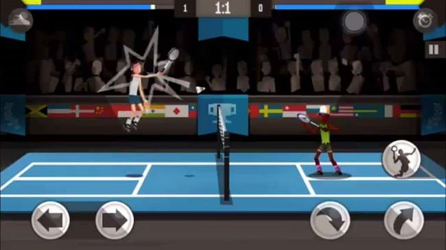 Hình ảnh tvR71F1 của Tải game Badminton League - Liên đoàn cầu lông tại HieuMobile