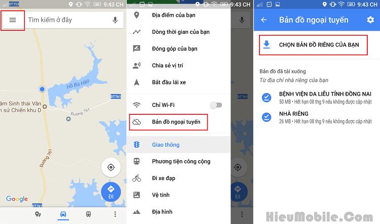 Hình ảnh u7gJmVw của Cách dùng bản đồ Google Map tìm đường không cần mạng 3G 4G tại HieuMobile