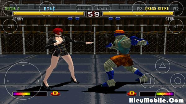 Hình ảnh uAcsEsN của Tải game Bloody Roar 2 - Đấu trường thú cổ điển tại HieuMobile