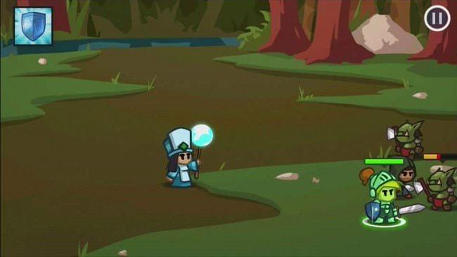 Hình ảnh uLEhcdC của Tải game Battleheart - Dàn trận thủ thành chống đội quân quái vật tại HieuMobile