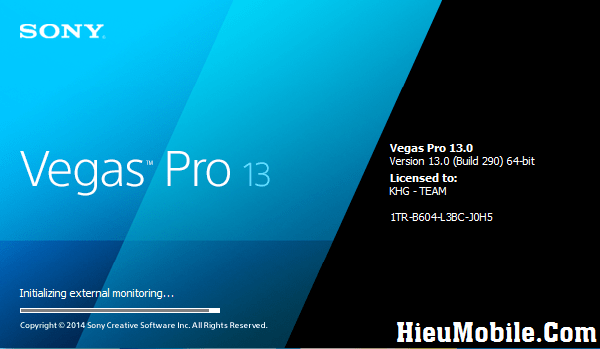 Hình ảnh ubICWSb của Tải Sony Vegas Pro: Phần mềm làm Video nhẹ mà chuyên nghiệp tại HieuMobile