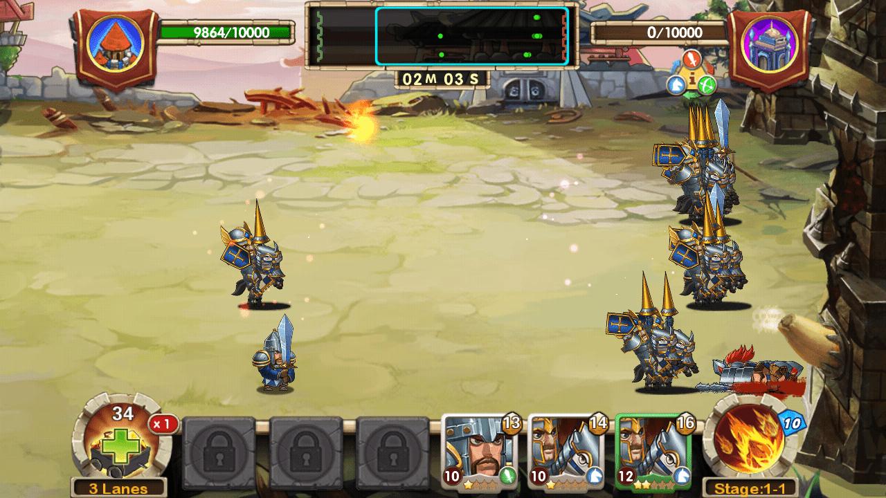 Hình ảnh uhsGtWH của Tải game Tribe Clash - Chiến tranh bộ lạc tại HieuMobile