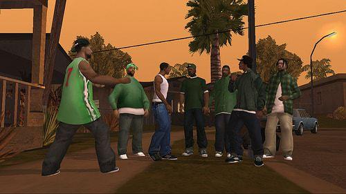 Hình ảnh upNHiqA của Tải game GTA San Andreas - Trở thành Gangster Mỹ trên điện thoại tại HieuMobile