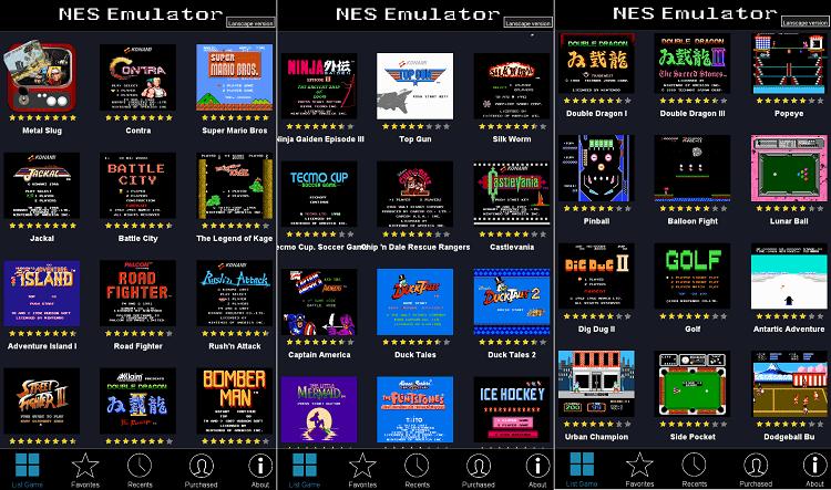 Hình ảnh ur7iXPZ của Tải NES Emulator - Giả lập chơi 100 game NES có sẵn cho Android tại HieuMobile