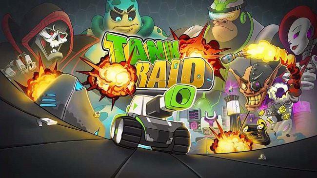 Hình ảnh v4I1dV6 của Tải game Tank Raid Online - Bắn xe tăng 3D tại HieuMobile