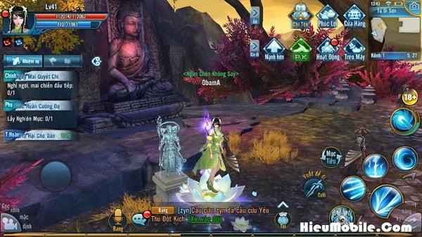 Hình ảnh v5dAGT9 3 của Cách nhận toàn bộ nhiệm vụ ẩn trong game Tru Tiên 3D Mobile tại HieuMobile