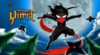 Hình ảnh trong game Stickman Quest - Ninja diệt yêu quái tại HieuMobile
