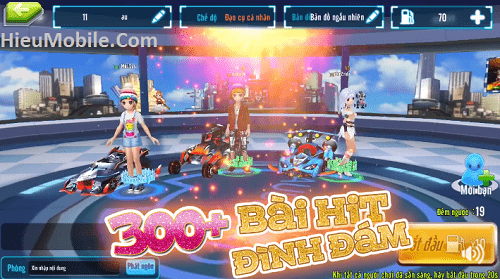 Hình ảnh vj3woBm của Tải Au Speed - Game đua xe kết hợp thời trang trên điện thoại tại HieuMobile