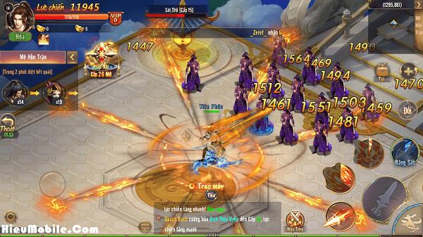 Hình ảnh w18LDj4 của Tải game Kiếm Vũ VNG - Phiên bản chuyển thể cho điện thoại tại HieuMobile