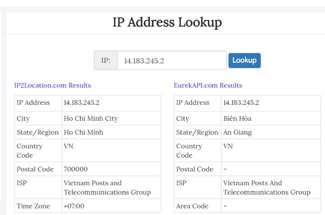 Hình ảnh who2mkZ của Cách xem chi tiết thông tin địa chỉ IP của bạn hoặc người khác tại HieuMobile