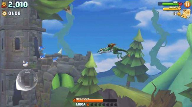 Hình ảnh wnZE4zM của Tải game Hungry Dragon - Chú rồng đói háu ăn tại HieuMobile