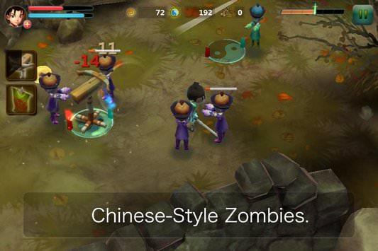 Hình ảnh wpmQTRG của Tải game Taoist vs Zombies - Phòng thủ chiến đấu diệt cương thi tại HieuMobile