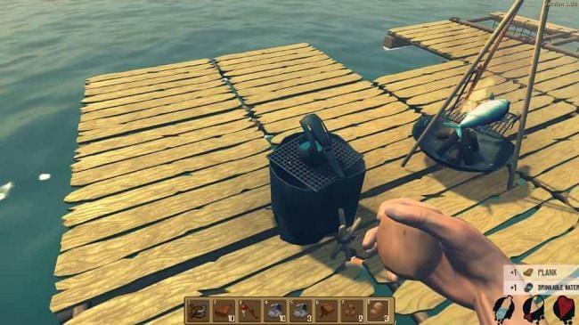 Hình ảnh wq9YmKB của Tải game Oceanborn: Survival on Raft - Sống sót trên biển tại HieuMobile
