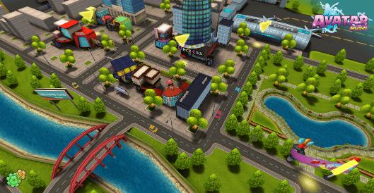 Hình ảnh trong game online Avatar Musik 3D của Teamobi