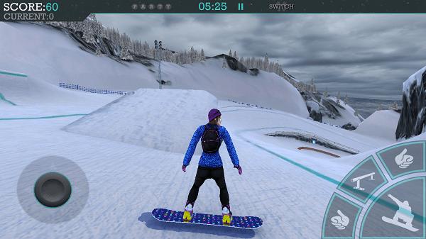 Hình ảnh xP2DfoX của Tải game Snowboard Party: Aspen - Trượt tuyết trên núi Aspen tại HieuMobile