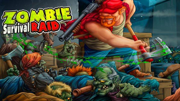 Hình ảnh xYheygT của Tải game Zombie Raid: Survival - Thợ rèn bắn thây ma tại HieuMobile