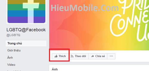 Hình ảnh xnx1CLk của Cách sử dụng được biểu cảm Tự Hào trên Facebook tại HieuMobile