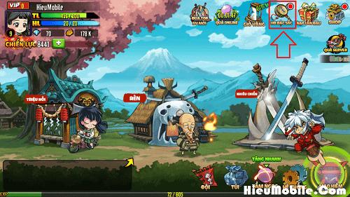 Hình ảnh xuXf7Av của Hướng dẫn nhận và sử dụng gitcode tân thủ game Inuyasha tại HieuMobile