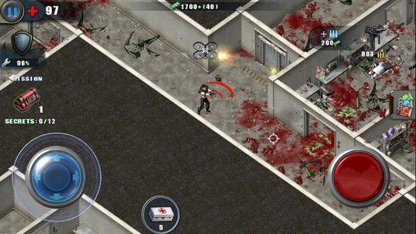 Hình ảnh y2EAB46 của Tải game Alien Shooter Mobile - Phiên bản dành cho điện thoại tại HieuMobile