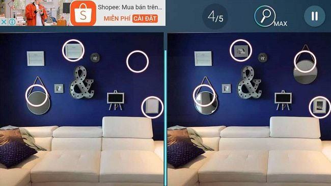 Hình ảnh yGkwiDx của Tải game Difference Find King - Tìm điểm khác nhau trên 2 hình ảnh tại HieuMobile