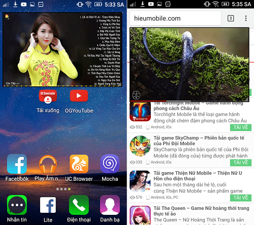 Hình ảnh yPyFEkm của Tải OG Youtube - Hỗ trợ xem video khi tắt màn hình Android tại HieuMobile