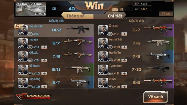 Hình ảnh yT11K3Z của Cách kiếm Kim Cương và Vàng trong game Crossfire Legends nhanh tại HieuMobile