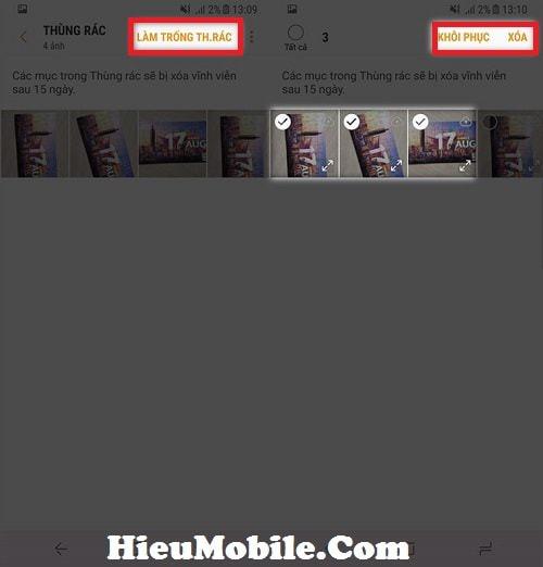 Hình ảnh yctirCP của Cách lấy lại hình ảnh đã xóa trên điện thoại bằng Samsung Cloud tại HieuMobile